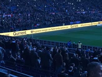 Se intampla si la case mai mari! Nocturna lui Feyenoord a cedat si o partida din prima liga olandeza a fost abandonata