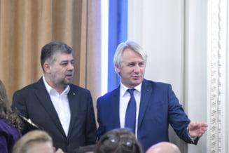 """Se intensifica luptele din PSD inaintea congresului. Teodorovici: """"Depun plangere penala impotriva lui Ciolacu si Stanescu. Nu accept ca acest partid sa fie terfelit de niste infractori"""""""
