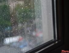 Se intorc ploile si ninsorile: Cod galben de inundatii in 9 judete
