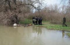 Se mai cauta mine de razboi: Bratul Chilia al Dunarii, cercetat de Fortele Navale Romane