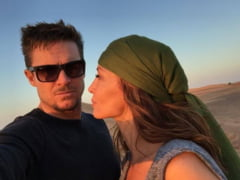 Se marita Mihaela Radulescu? (Foto)