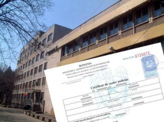 Se modifica programul de lucru cu publicul, in cadrul ghiseului de eliberare a certificatelor de cazier judiciar