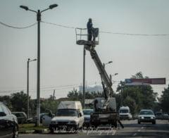 Se opreste din nou curentul in Giurgiu! Programul complet al intreruperilor Enel