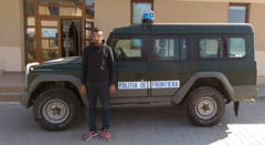 Se poate si invers. Un emigrant pakistanez, prins in timp ce trecea ilegal frontiera spre Serbia pentru a se intalni cu iubita