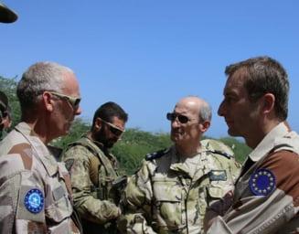 Se pregateste, in secret, o mare armata a UE?
