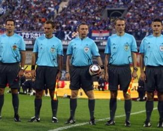 Se pregateste introducerea brigazilor de 6 arbitri in Liga 1