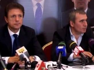 Se pregateste marea impacare din fotbalul romanesc? Hagi si Gica Popescu, gata sa revina la meciurile nationalei