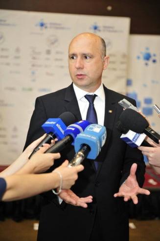 Se pregateste sedinta comuna de guvern Romania - R. Moldova, din 23 martie