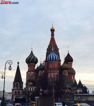 Se protesteaza in Rusia, unde zeci de persoane au fost arestate