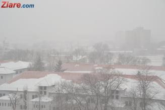 Se raceste brusc vremea: Ger de Revelion si ninsori in toata tara - prognoza meteo pe 2 saptamani