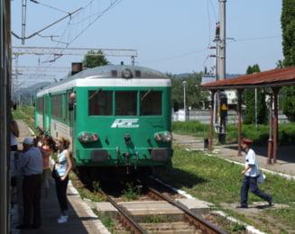 Se reia circulatia trenurilor Regiotrans - Preturile, cu 50% mai mici ca la CFR