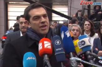 Se va trezi la realitate premierul Greciei? Nu are incotro