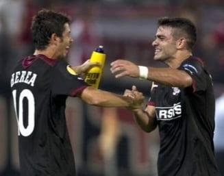Seara Romaniei in Europa League