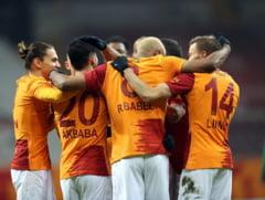 Seara de cosmar pentru Costel Pantilimon, Portarul roman a incasat 6 goluri de la Galatasaray