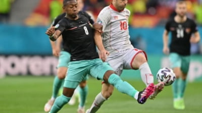 Seara istorica pentru Romania, la Euro 2020. Cum s-a incheiat meciul Austria - Macedonia de Nord. S-au marcat patru goluri