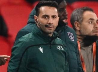 Sebastian Coltescu a arbitrat primul meci dupa scandalul de rasism de la Paris. Cum s-a descurcat centralul