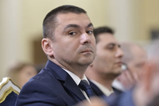 Sebastian Cucos, seful Jandarmeriei la protestele din 10 august, a fost trecut in rezerva