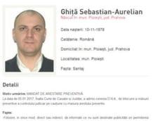Sebastian Ghita ramane arestat in lipsa si va fi dat in urmarire internationala - UPDATE