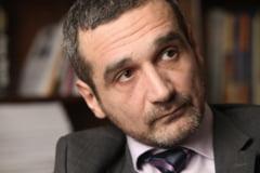 Sebastian Lazaroiu il IRONIZEAZA pe Mihai Razvan Ungureanu