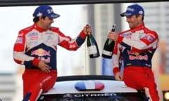 Sebastien Loeb, campion mondial pentru a noua oara