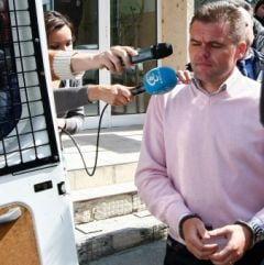 Sechestru pus pe bunurile arbitrilor implicati in cazul Penescu