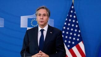 """Secretarul de Stat al SUA avertizeaza China: """"Ar fi o grava greseala sa atacati Taiwanul"""""""