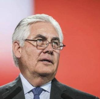 Secretarul de Stat raspunde zvonurilor de demisie. Ce spune despre relatia cu Trump