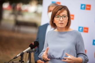 Secretarul de stat Ioana Mihaila ar putea fi nominalizata de USR PLUS pentru postul de ministru al Sanatatii. Ce functie ar urma sa ocupe Vlad Voiculescu