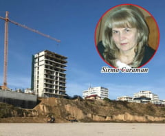 Secretarul de stat Sirma Caraman se afla in spatele afacerii blocului din Faleza Nord
