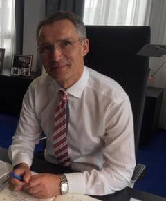 Secretarul general al NATO vine la Bucuresti