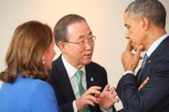 Secretarul general al ONU: Asedierea oraselor siriene este o crima de razboi