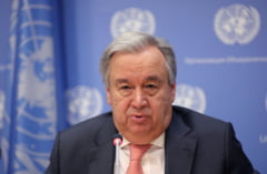 Secretarul general al ONU, despre criza din Siria: Sa nu scapam situatia de sub control!