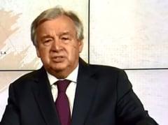 Secretarul general al ONU avertizeaza asupra pericolului inegalitatilor agravate de pandemie