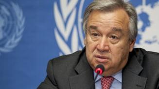 "Secretarul general al ONU le solicita statelor sa declare ""stare de urgenta climatica"""
