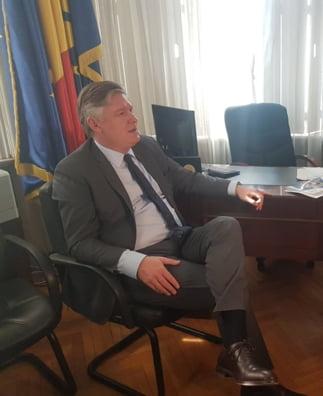 Secretarul general al PPE, despre protestul #sieu: Nu am mai vazut in viata mea asa ceva. Unde sunt fondurile europene, Guvernule?