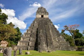 Secrete ascunse ale civilizatiei Maya : Au fost descoperite in jungla, dupa 1.700 de ani VIDEO