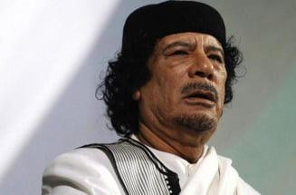 Secretele lui Gaddafi: Operatii estetice fara anestezic si orgii cu eleve de 14 ani