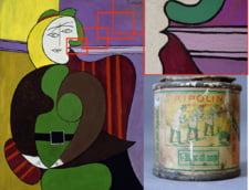 Secretul lui Picasso - vopseaua pe care o folosea