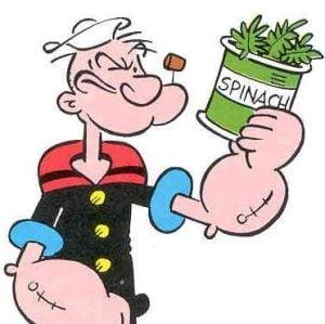 Secretul lui Popeye Marinarul a fost facut public - afla care este