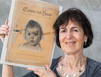 """Secretul teribil al """"copilului arian perfect"""" al nazistilor, dezvaluit dupa 80 de ani"""
