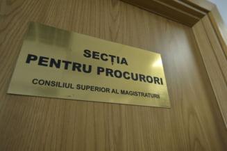 Sectia pentru procurori in materie disciplinara a CSM discuta miercuri raportul Inspectiei Judiciare referitor la Kovesi si Iacob
