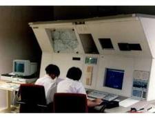 Sectie de controlori de trafic aerian, la Politehnica