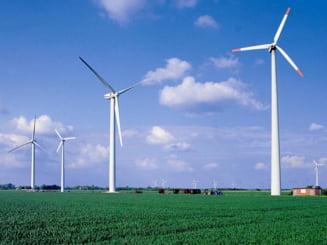 Sectorul eolian ar putea atrage investitii de peste 5 miliarde de euro