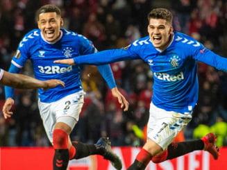 """Secundul lui Rangers, alte cuvinte de lauda pentru Ianis Hagi, dupa partidele cu Braga: """"Ma face sa cred ca are un viitor mare"""""""