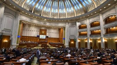 Sedinta Biroului permanent al Senatului, amanata de doua ori din lipsa de cvorum