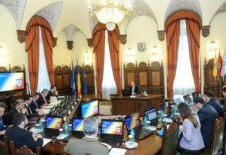 Sedinta CSAT: Printre teme, bugetul de stat pentru primul an de razboi