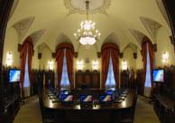 Sedinta CSAT, marti - Ucraina, siguranta cibernetica si provocarile teroriste, pe ordinea de zi