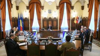 Sedinta CSAT pentru rectificarea bugetara: Cu doar o zi inainte, Finantele au venit cu modificari substantiale