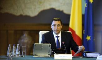 Sedinta a partidelor din coalitie, inaintea validarii Guvernului Ponta 4