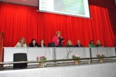Sedinta cu caracter constructiv a conducerii ISJ cu directorii unitatilor de invatamant
